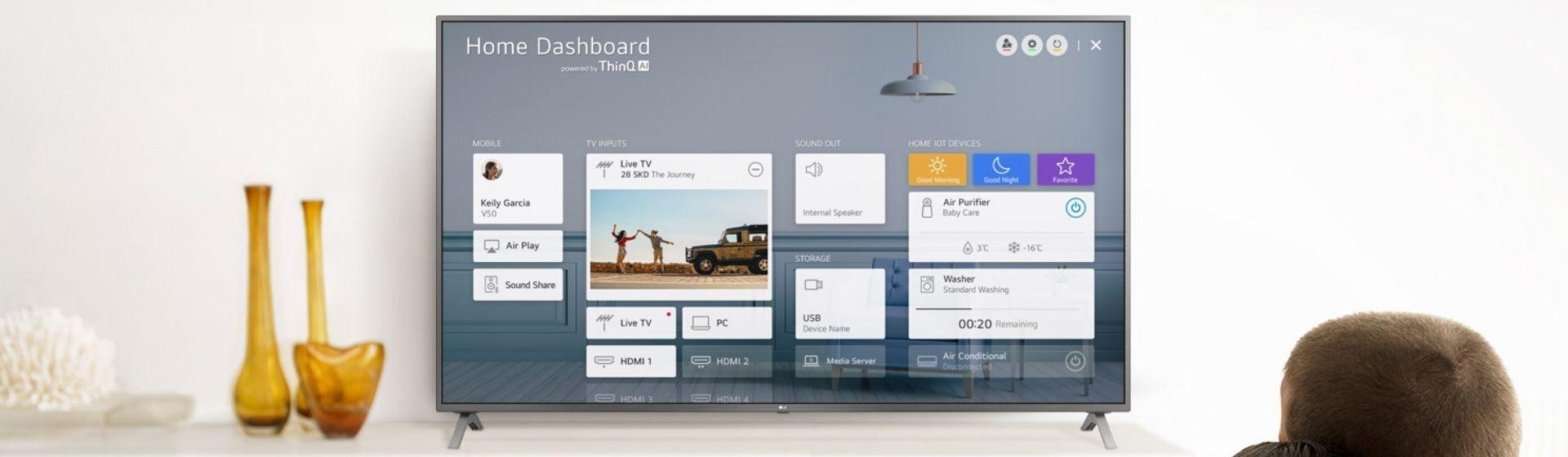LG UN7310: confira a análise completa dessa smart TV 4K