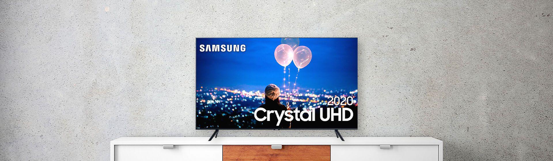 TV Samsung TU7000: vale a pena comprar esse modelo 4K?