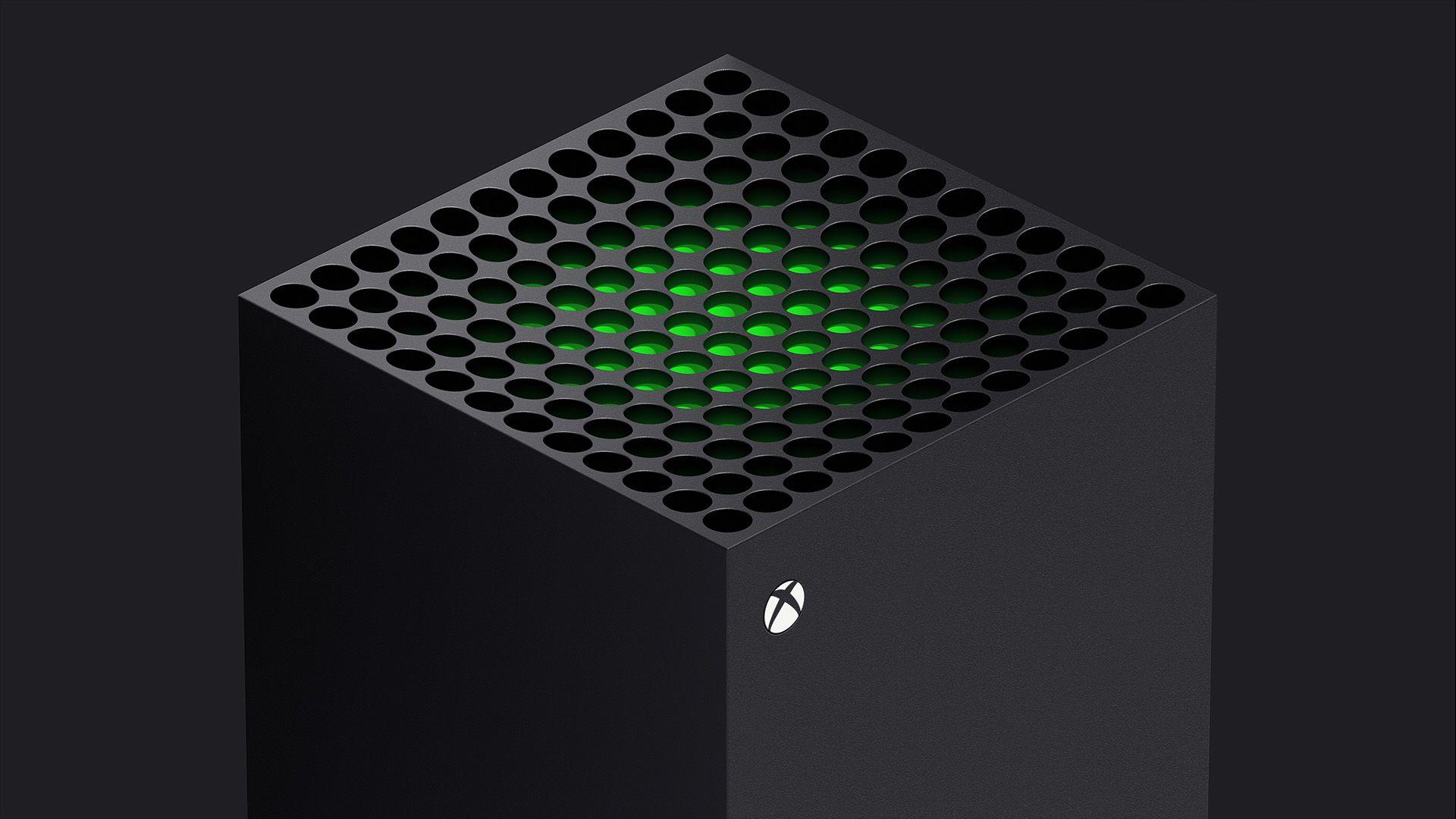 Series X tem construção que favorece a circulação de ar. (Foto: Divulgação/Microsoft)