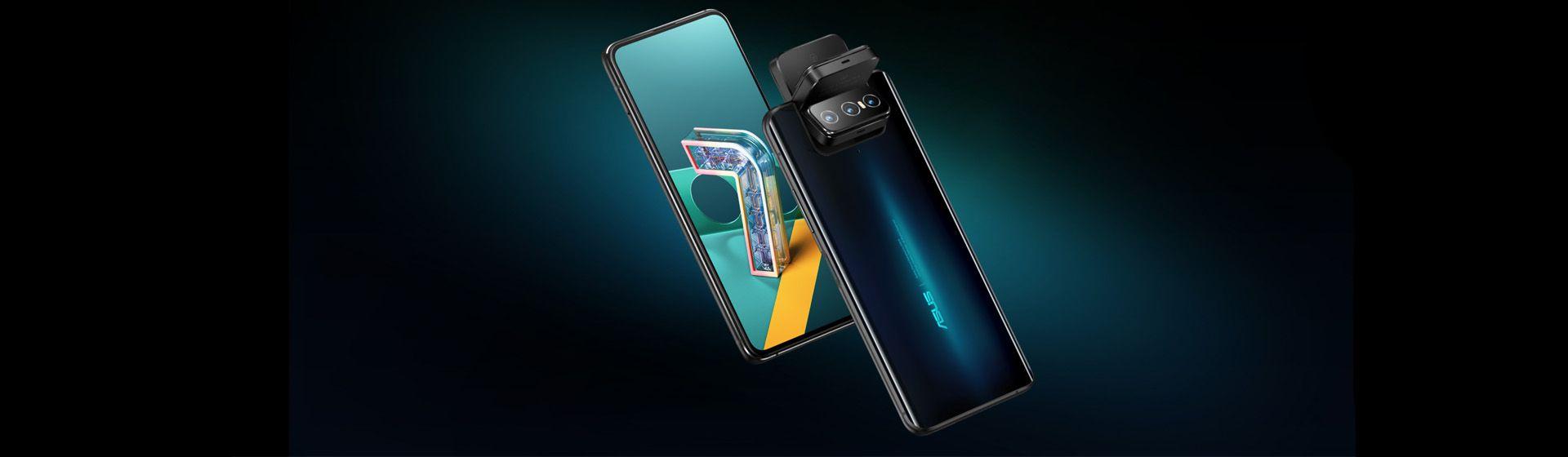 """Zenfone 7: ficha técnica do celular da Asus com câmera """"giratória"""""""