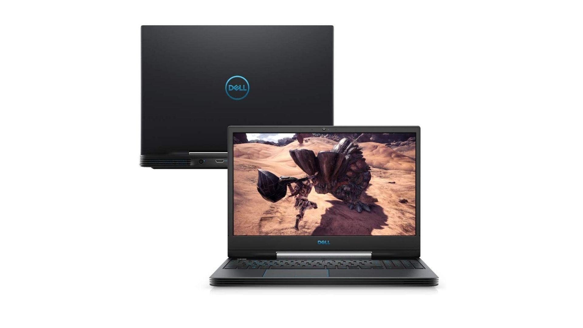 O Dell G5 conta com SSD de 258 GB (Divulgação/Dell)