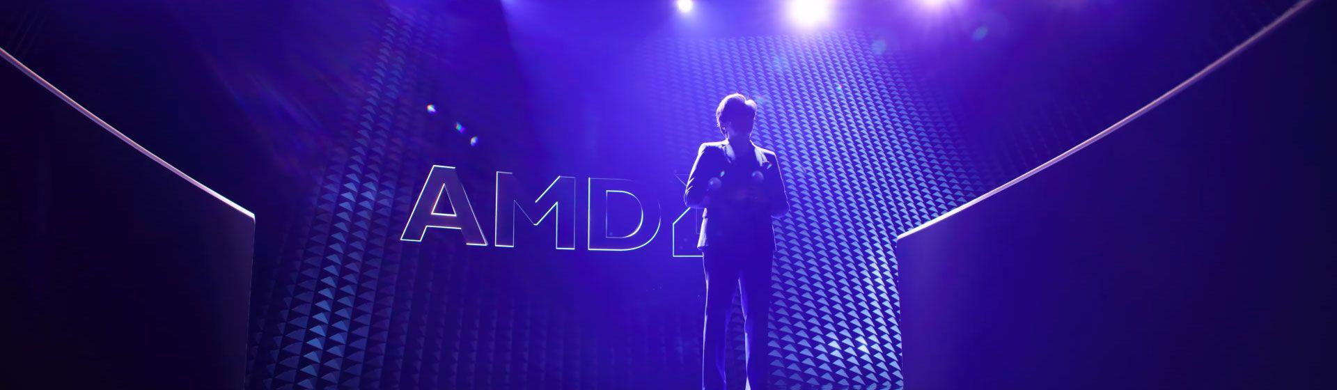 """AMD promete """"processadores mais poderosos já feitos"""" em 2021"""