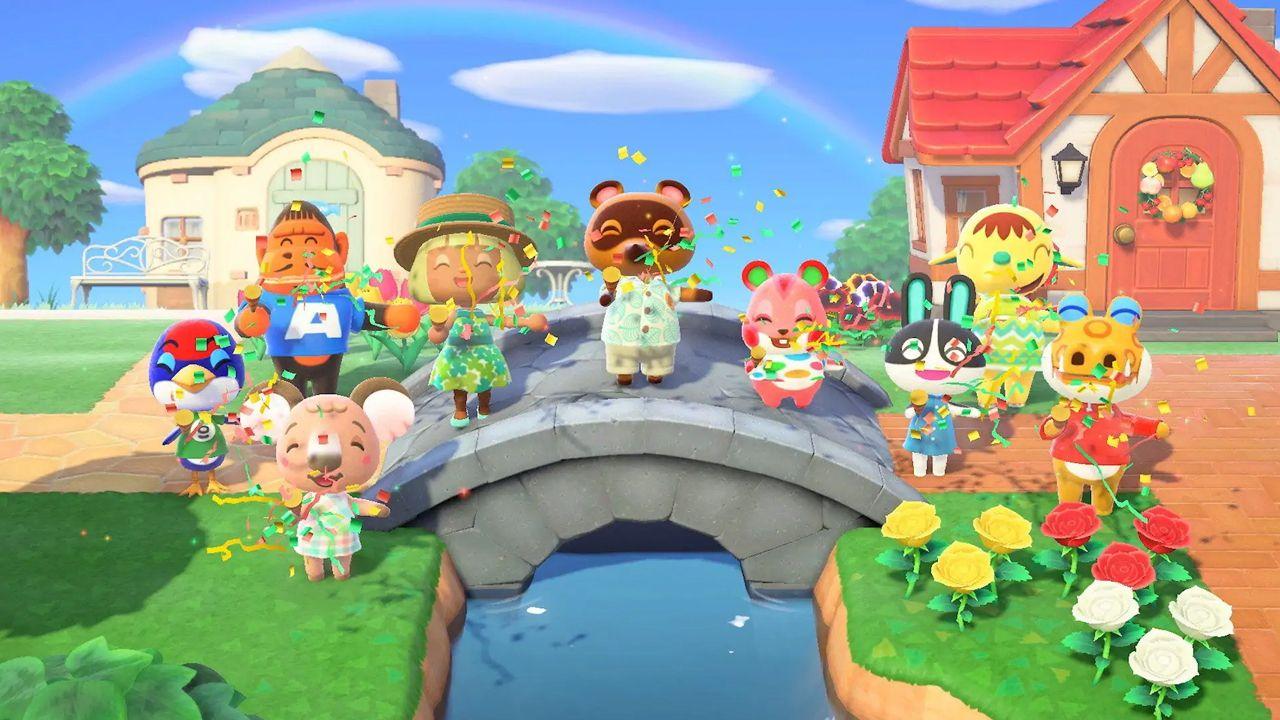 Animal Crossing: New Horizons, da Nintendo. (Foto: Divulgação/Nintendo)