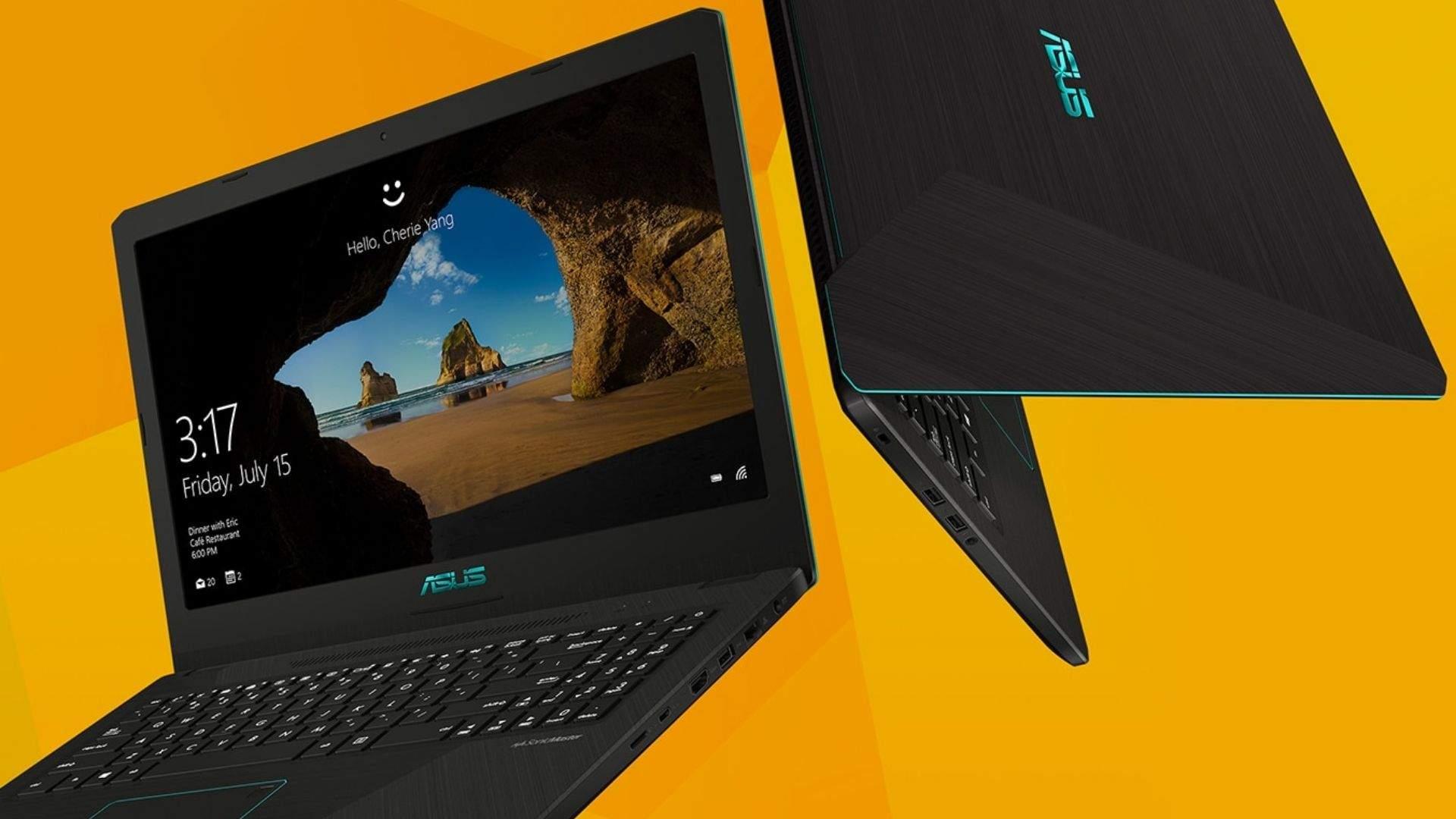 Asus traz uma boa opção de notebook gamer barato (Divulgação/Asus)