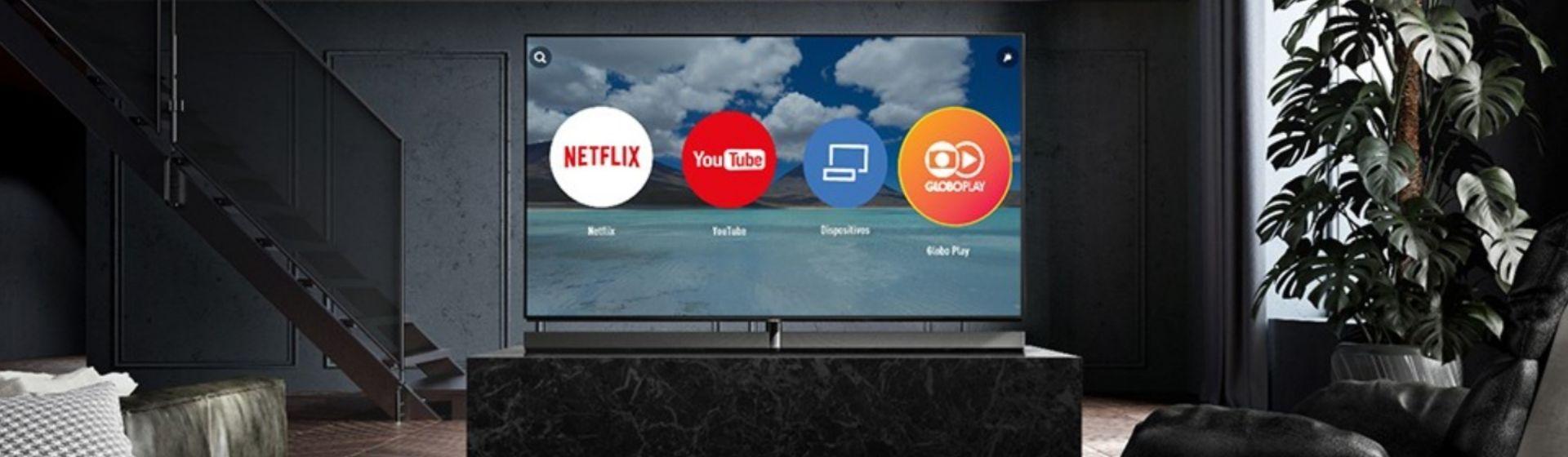 Como baixar aplicativos na smart TV Panasonic