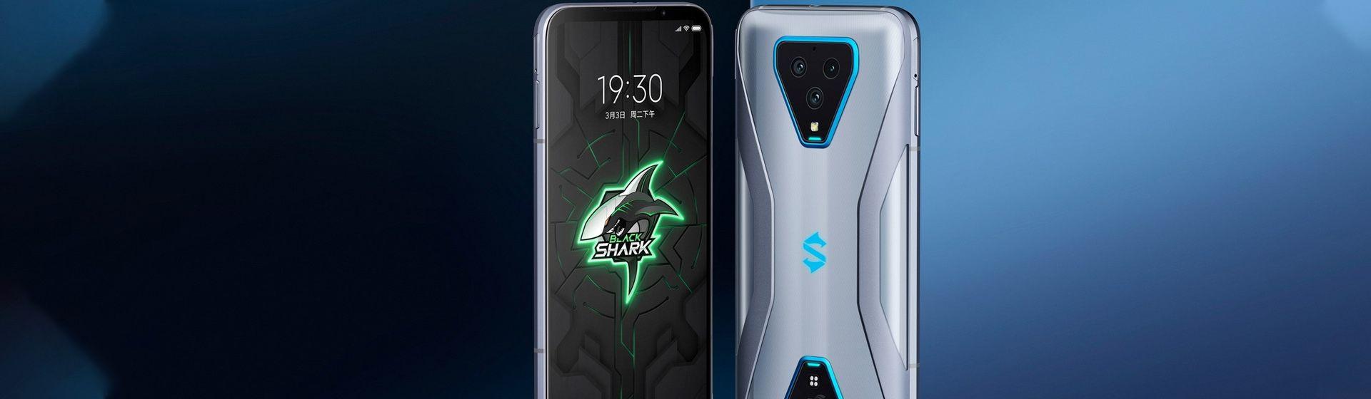 Black Shark 4: celular gamer da Xiaomi carregará 100% em menos de 15 minutos