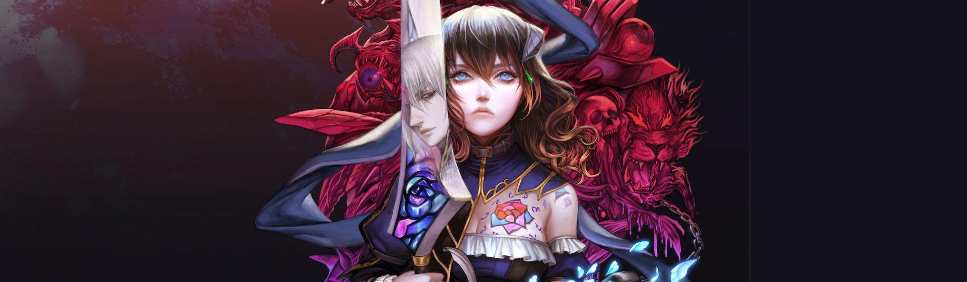 Bloodstained lança modo clássico no estilo antigo de Castlevania