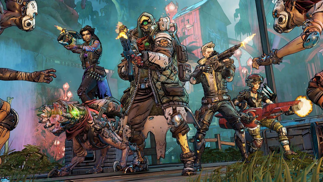 Borderlands 3, da Gearbox. (Foto: Divulgação/2K Games)