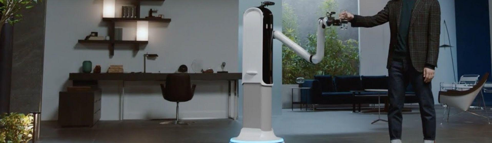CES 2021: Samsung apresenta um robô que arruma a casa e ajuda nas tarefas