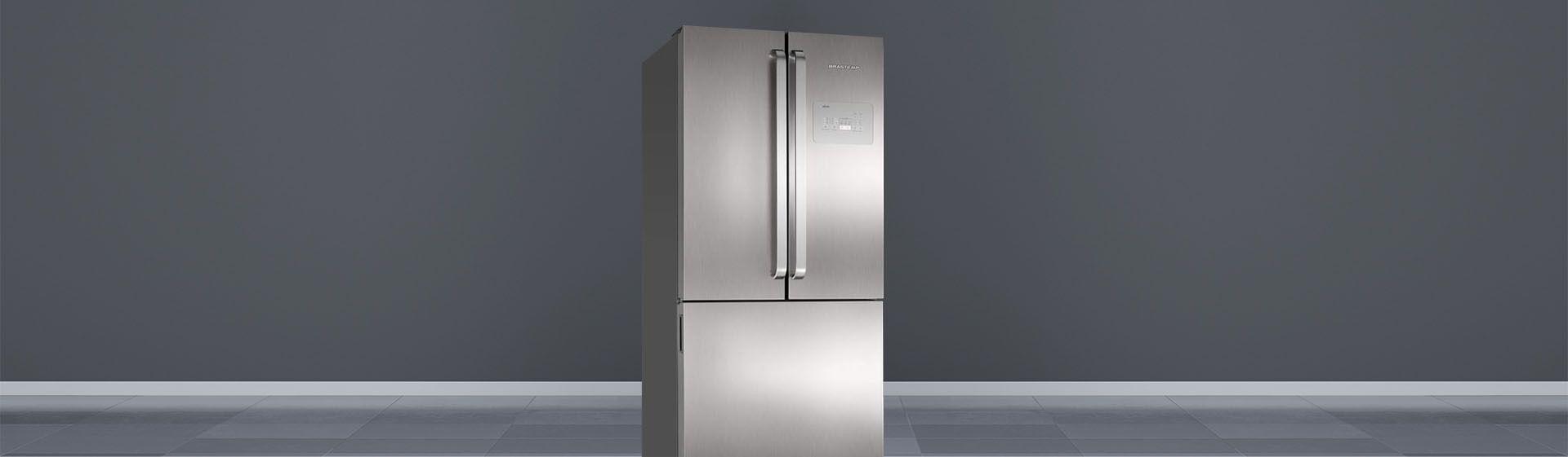 Brastemp BRO80A: análise de ficha técnica dessa geladeira inverse French Door