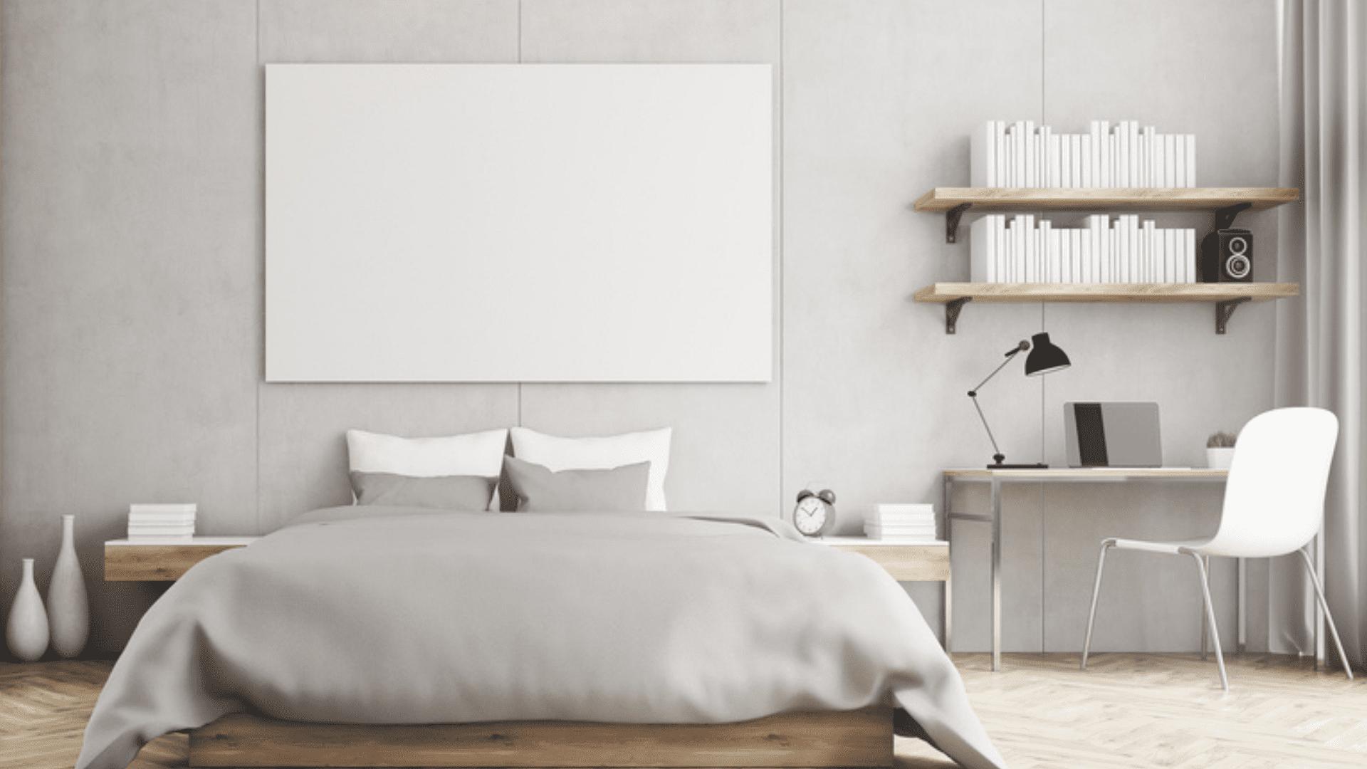 Confira outras dicas que preparamos para a decoração do seu quarto (Imagem: Reprodução/Shutterstock)