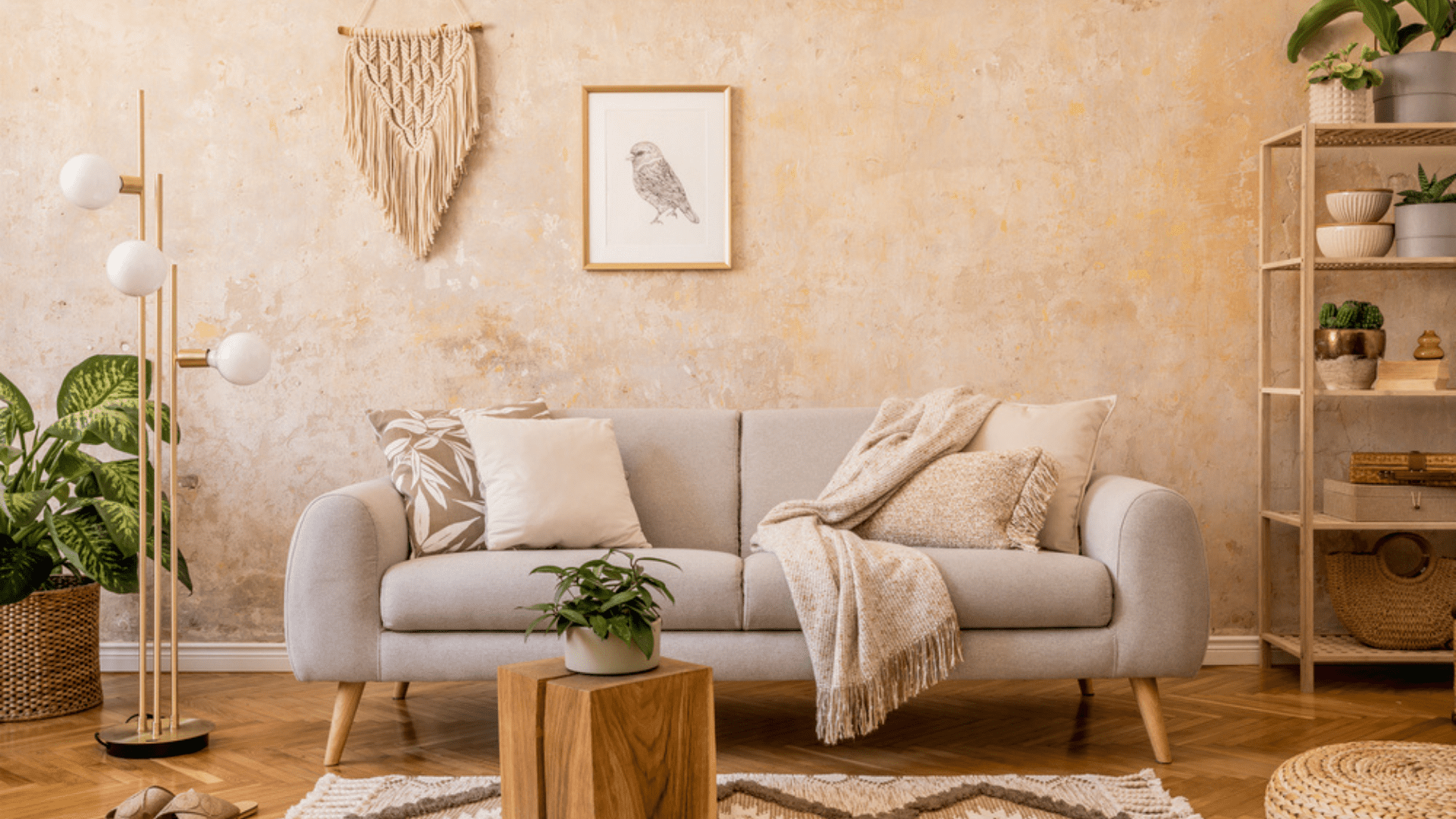 Lembre-se: menos é mais na hora da decoração (Imagem: Reprodução/Shutterstock)