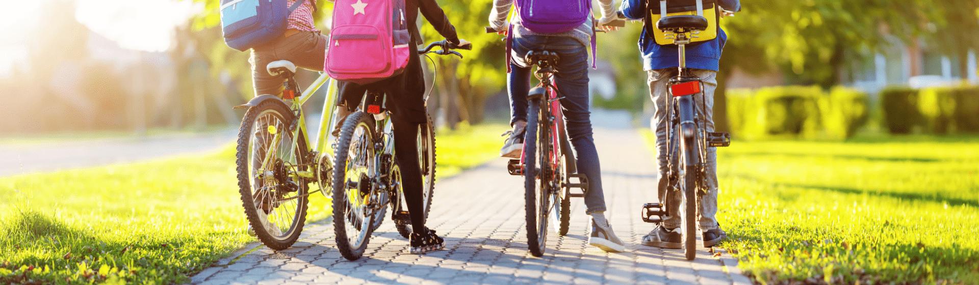 Como escolher uma bicicleta infantil?