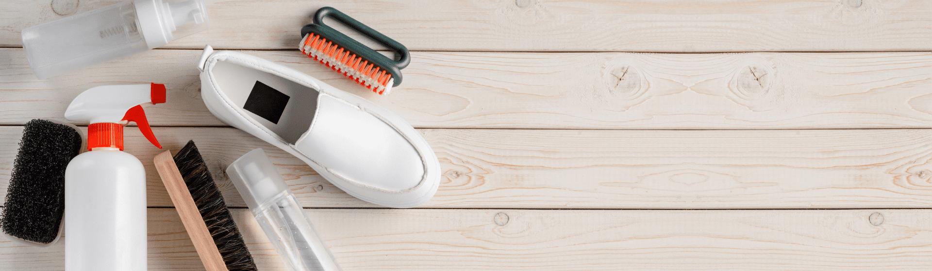 Como tirar amarelado de tênis branco?