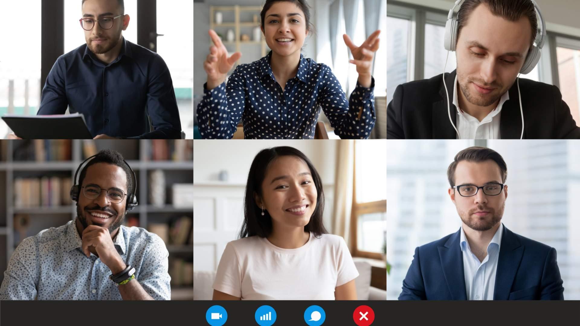 Quando você sabe como tirar print da tela do notebook ou do computador, sua reunião do trabalho ou da família pode ser registrada (Foto: Shutterstock)