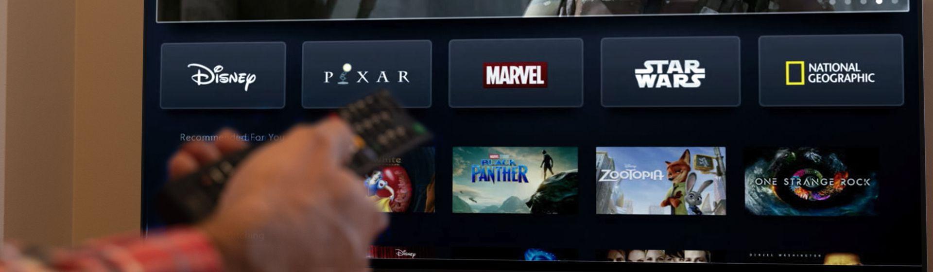 Como assistir Disney Plus na TV? Confira o passo a passo