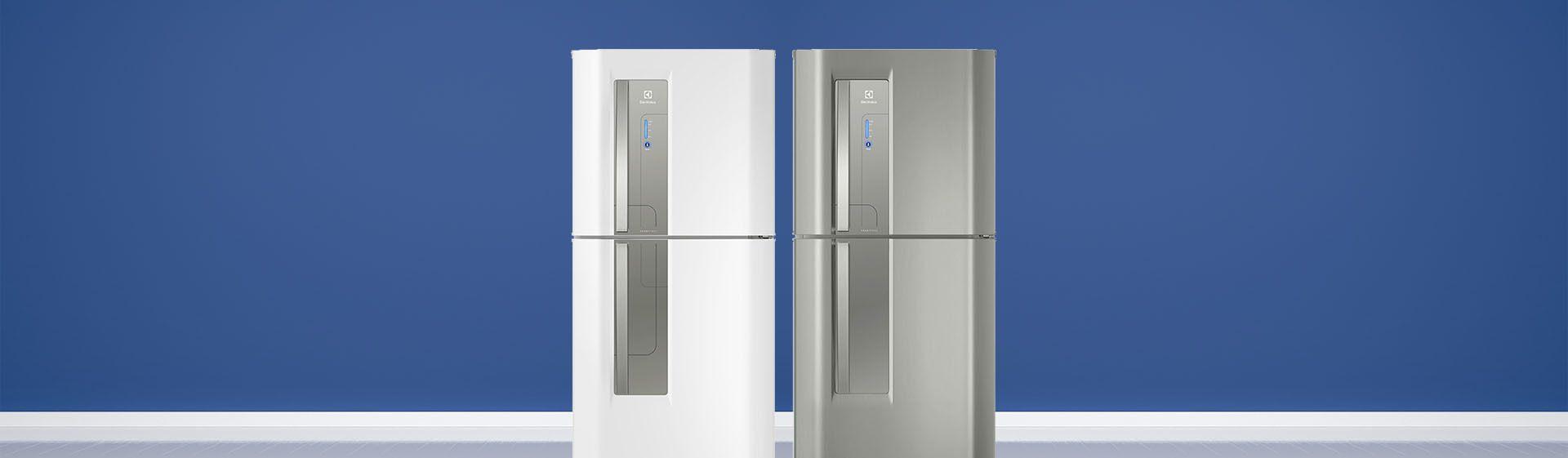 Electrolux TF42 e TF42S: análise da geladeira, com versão em branco e inox