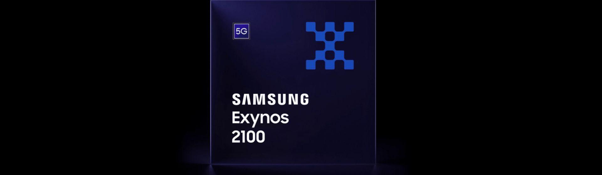 Samsung lança o Exynos 2100, seu novo processador para aparelhos premium
