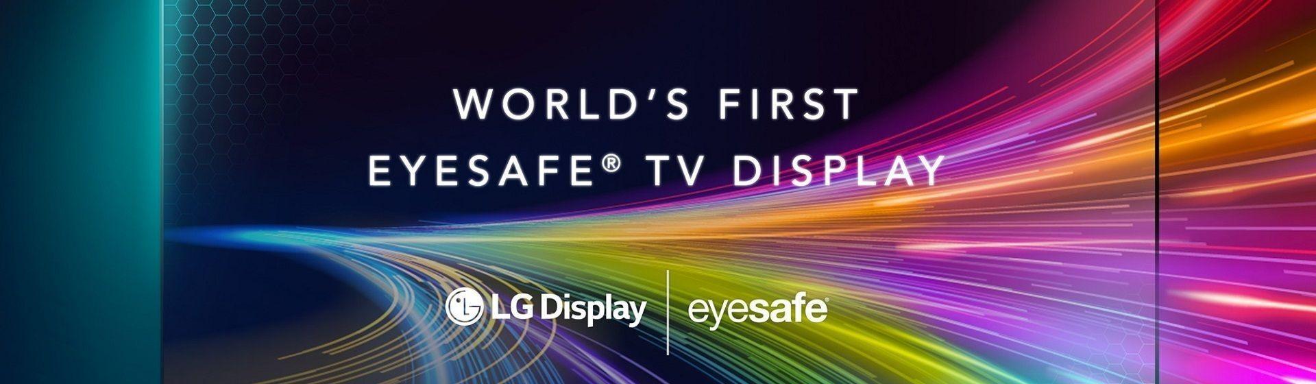 CES 2021: LG lança novo display de TV seguro para os olhos