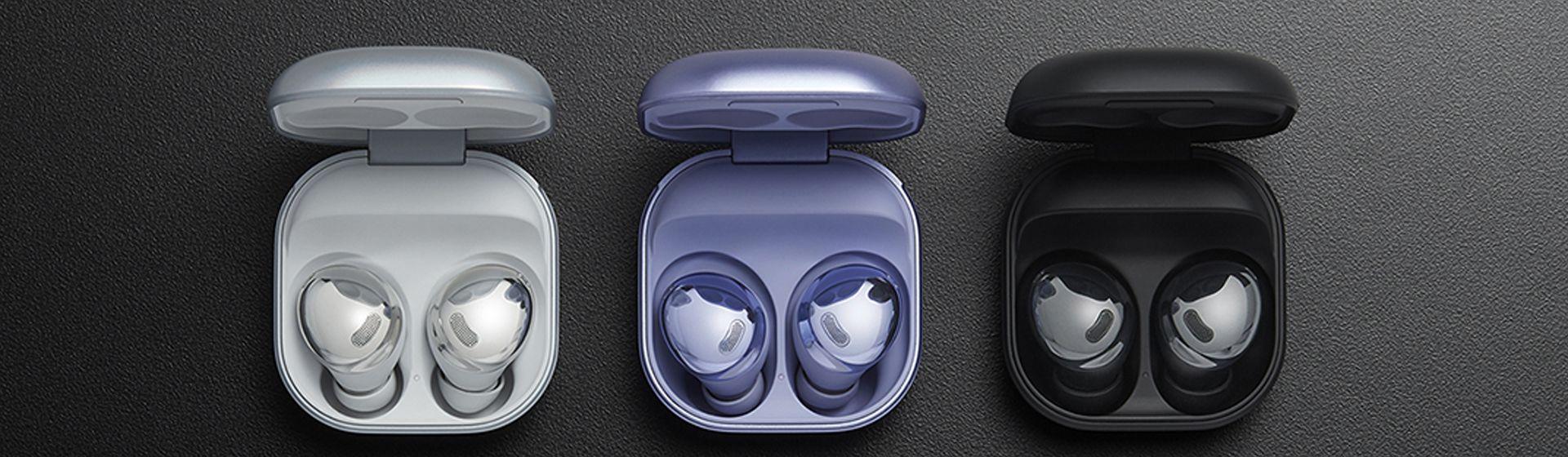 Samsung lança os fones Galaxy Buds Pro; veja características e preços