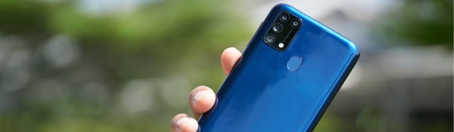 Galaxy M31: veja a análise de ficha técnica desse smartphone Samsung
