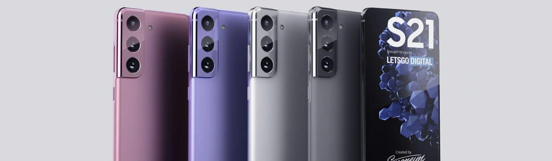 Samsung confirma data de lançamento para a linha Galaxy S21
