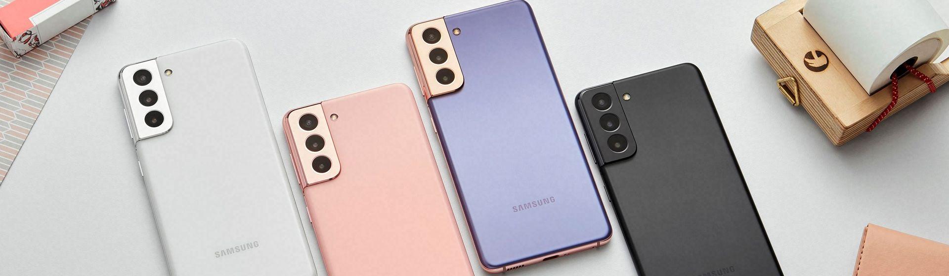 Samsung lança Galaxy S21 e S21 Plus sem carregador na caixa; veja preços e características