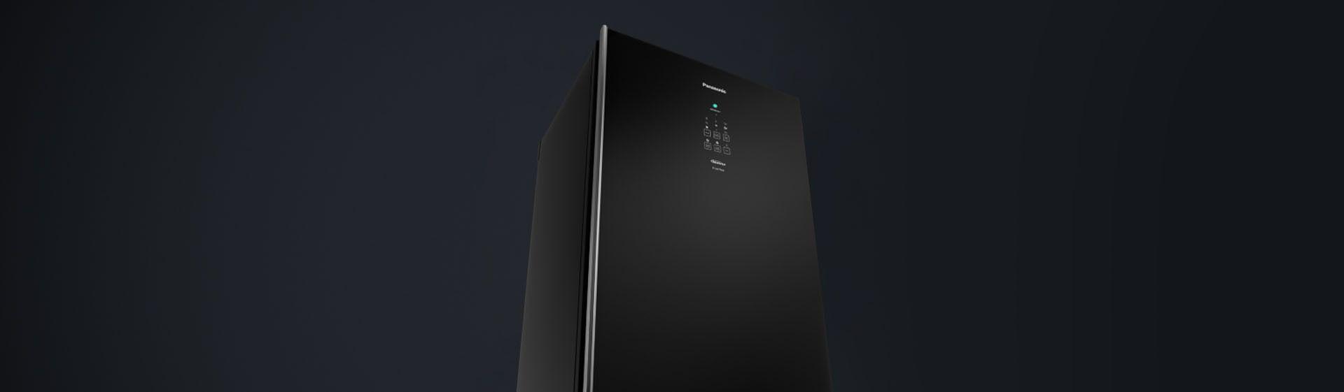 Geladeira Panasonic Preta é boa? Preço e análise de ficha técnica da NR-BB53GV3