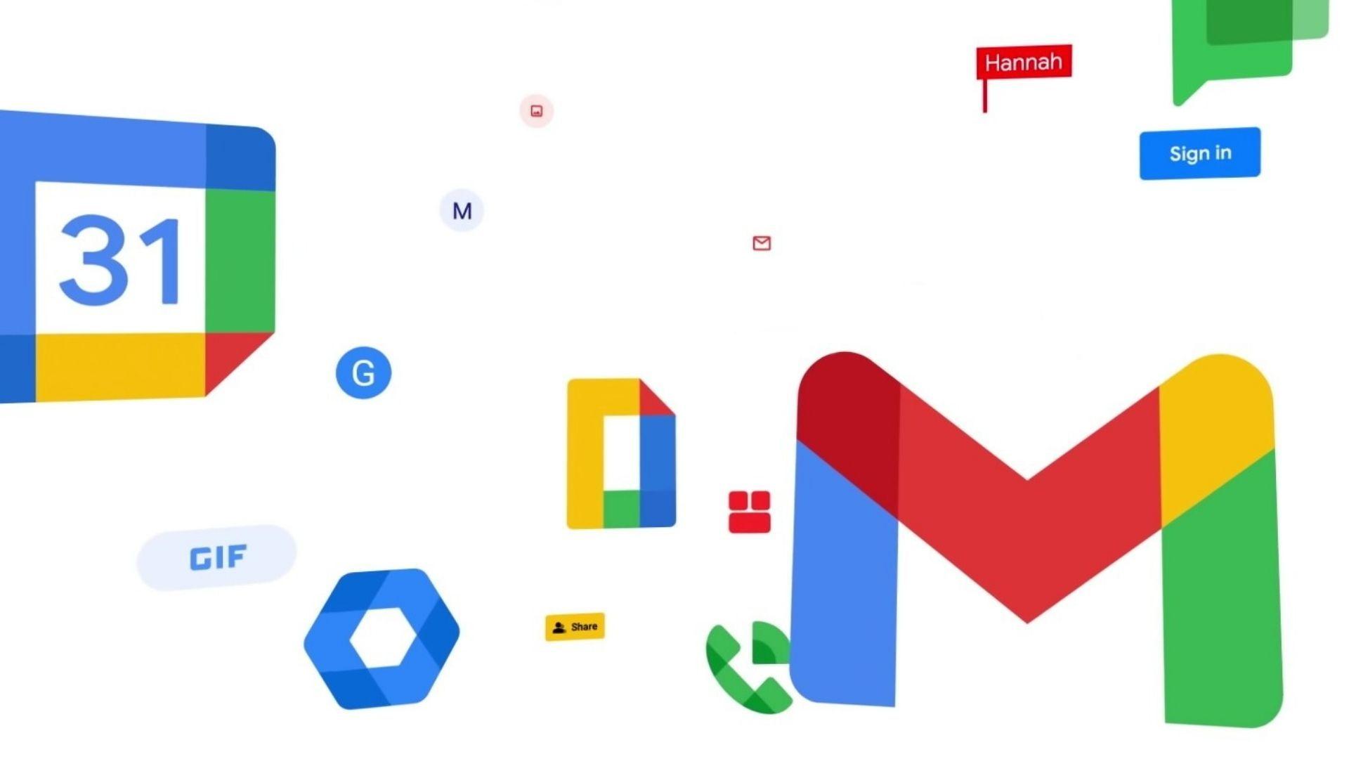 Google Workspace (antigo G Suite) tem várias opções de planos (Foto: Divulgação / Google)