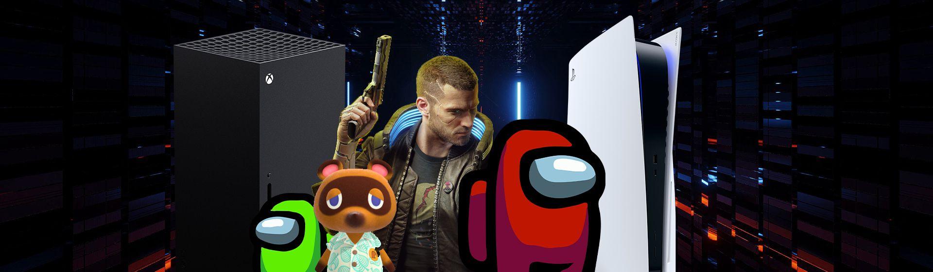 Indústria de games cresce 19% em 2020, mas a que custo?