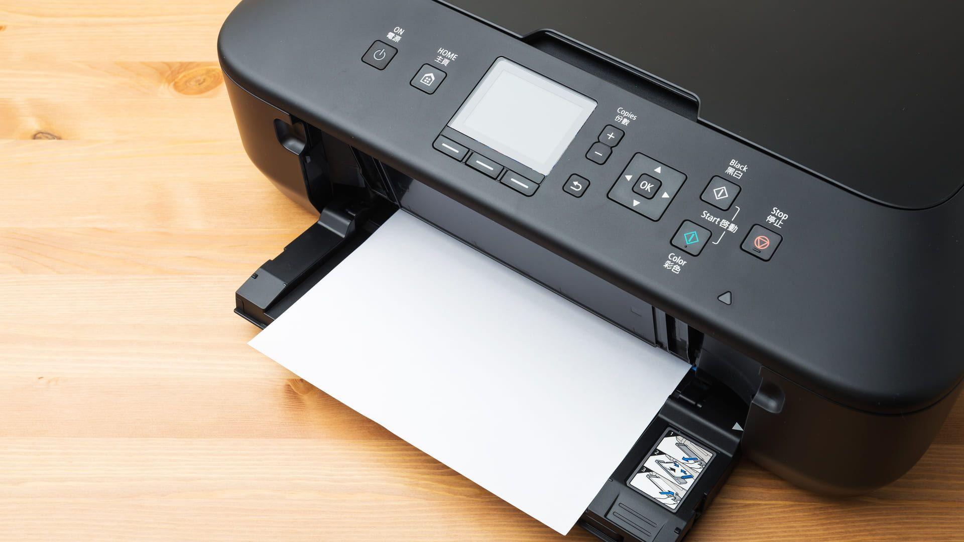 Confira a seleção com os melhores modelos de impressora jato de tinta (leungchopan/Shutterstock)