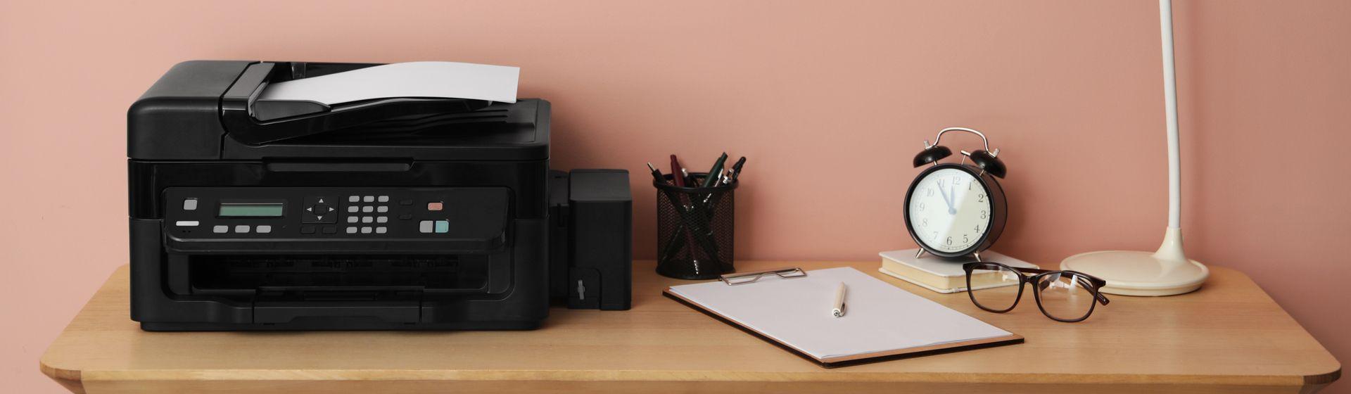 Melhor impressora jato de tinta em 2021