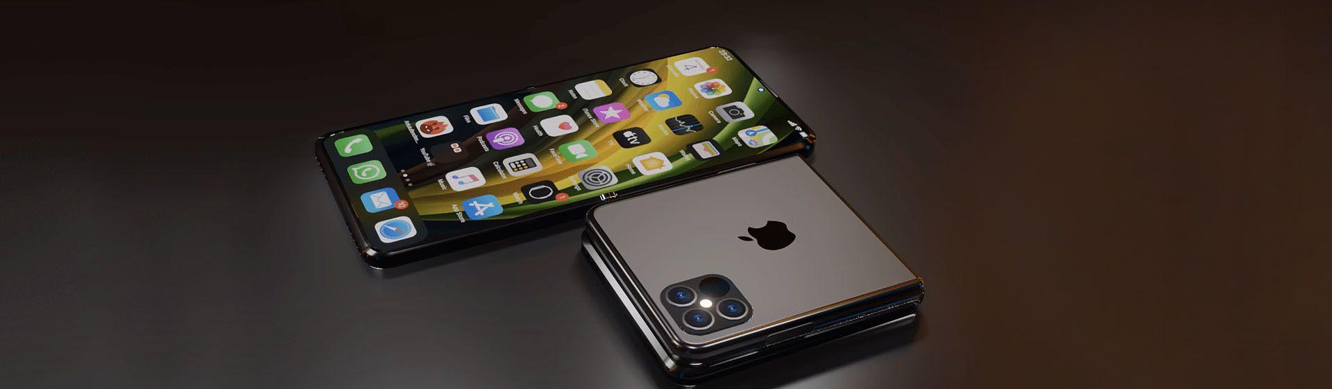 """""""Iphone dobrável"""" e volta do Touch ID podem ser próximas apostas da Apple"""