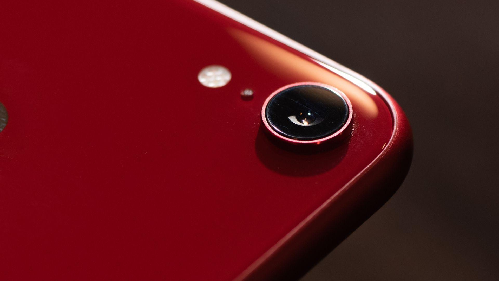 O iPhone XR tem uma câmera melhor que a do iPhone 8 (Foto: quangmooo / Shutterstock.com)
