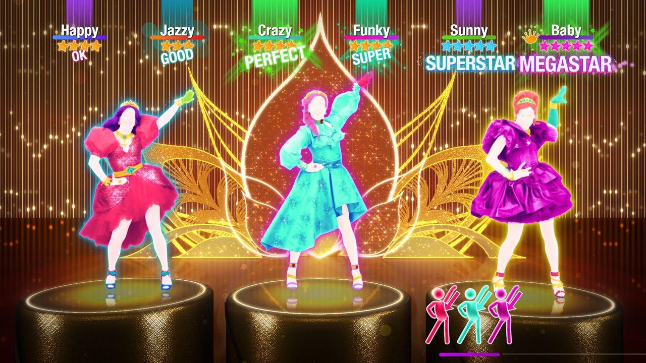 Just Dance 2020, da Ubisoft. (Foto: Divulgação/Ubisoft)