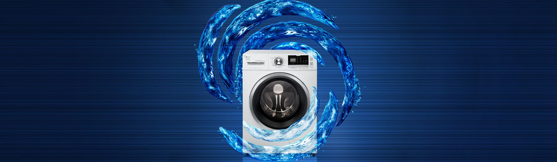 Lava e seca Midea é boa? Confira os prós e contras da linha Storm Wash