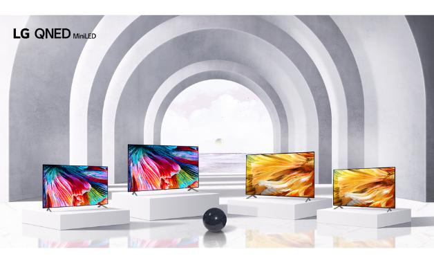 QNED MiniLED é a tecnologia que une a tradicional tela LED com a tecnologia NanoCell. (Divulgação/LG)