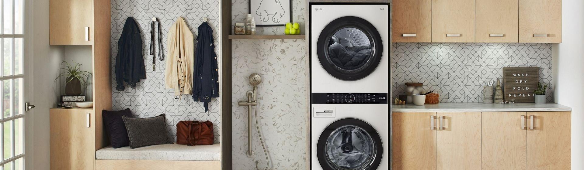 CES 2021: WashTower é a nova lavadora da LG com inteligência artificial
