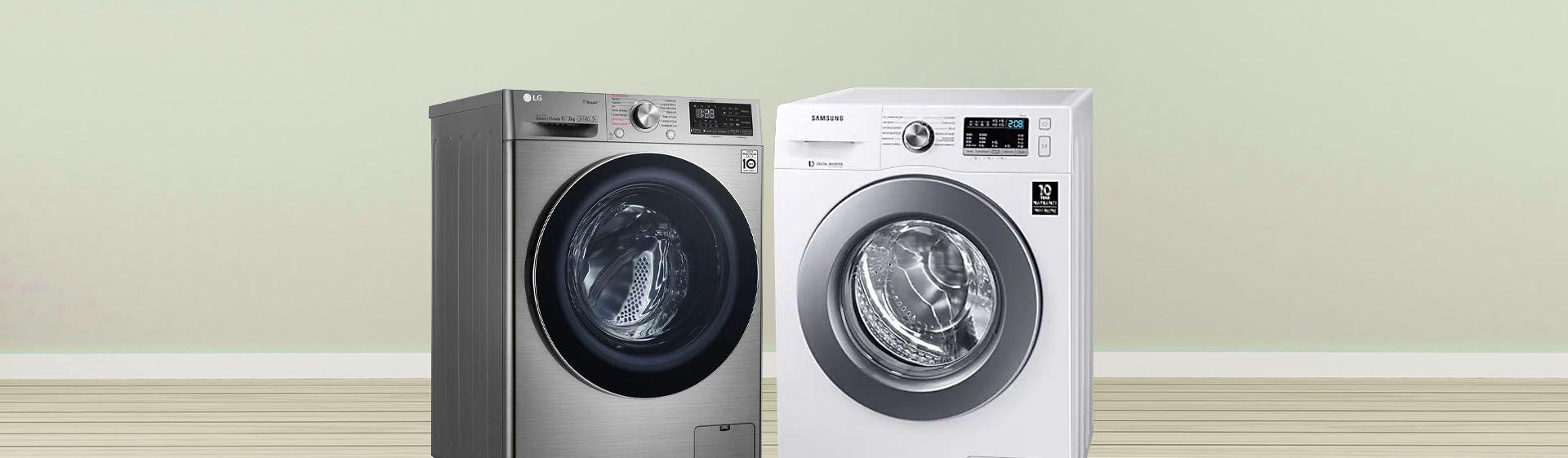 Qual a melhor Lava e Seca: LG ou Samsung?