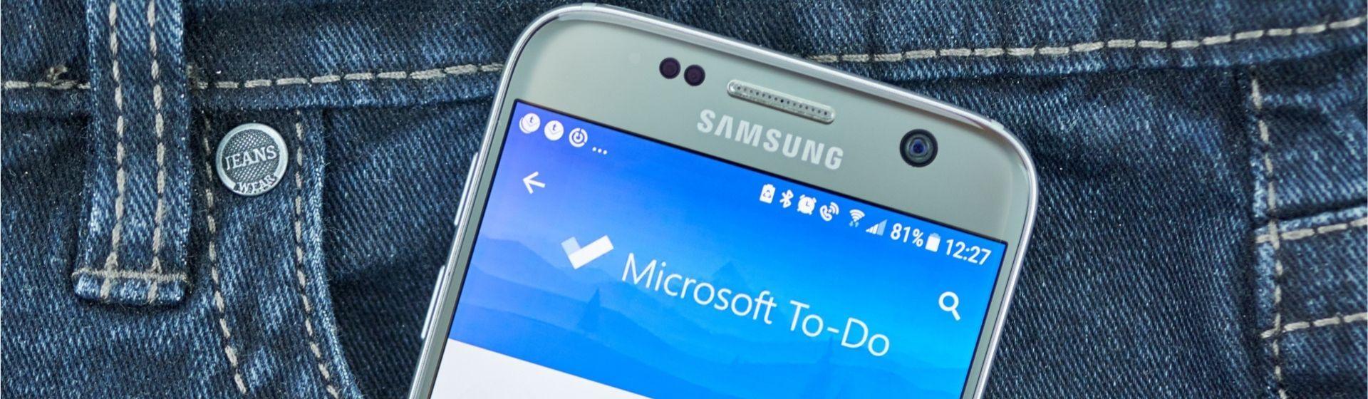 Microsoft To Do: app grátis sugere tarefas com base na rotina diária