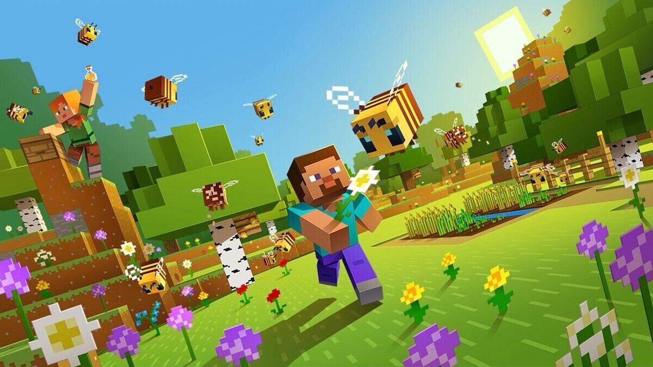 Minecraft, da Mojang. (Foto: Divulgação/Mojang)