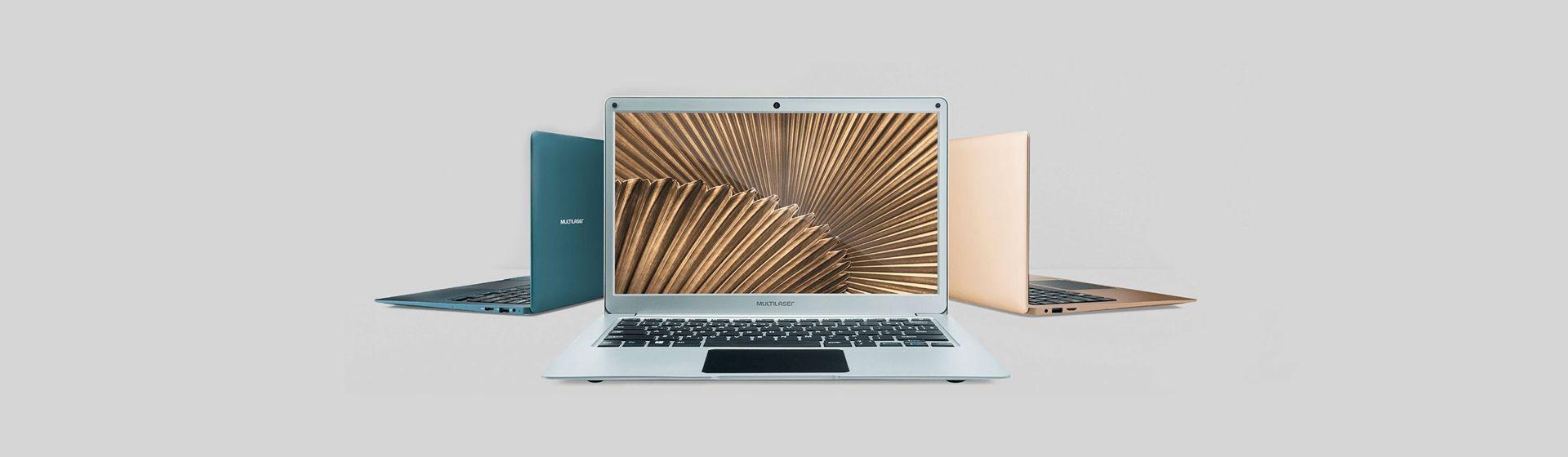 Notebook Multilaser Legacy Air é bom? Analisamos o modelo PC207