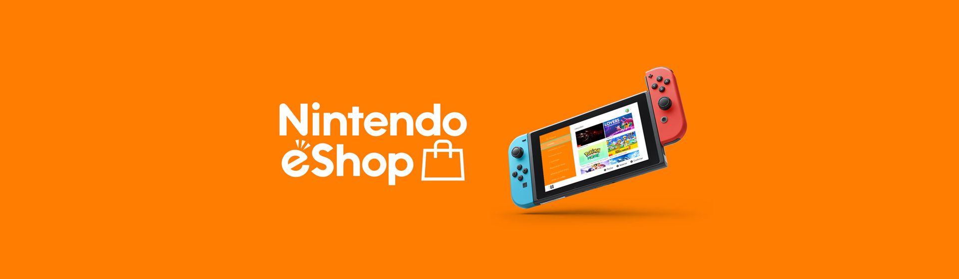 Como usar a Nintendo eShop do Brasil para comprar jogos de Switch