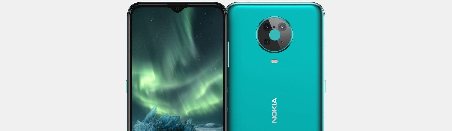 Possível design do Nokia 6.4 é vazado e mostra semelhança com modelo anterior