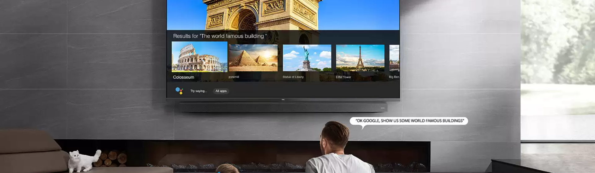 CES 2021: TCL anuncia videochamadas por Google Duo nas smart TVs