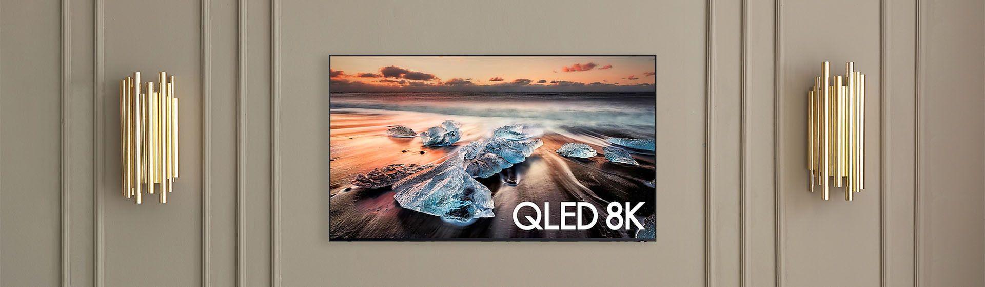 Novas TVs QLED da Samsung terão HDR que se adapta à luz