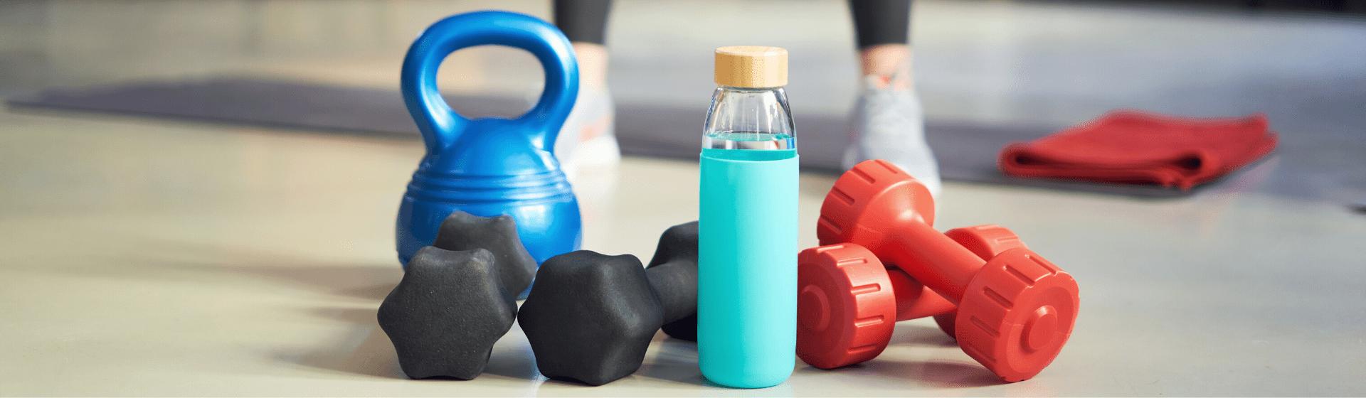 Peso de academia: tipos de peso de academia e modelos para usar em casa