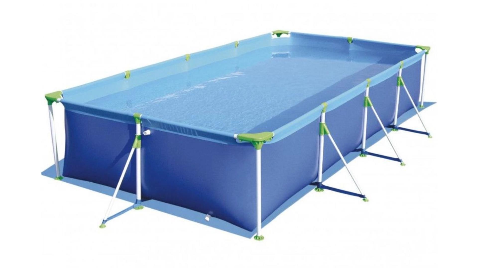A lona da piscina de 6.200 litros da Mor tem tripla camada (Imagem: Divulgação/Mor)
