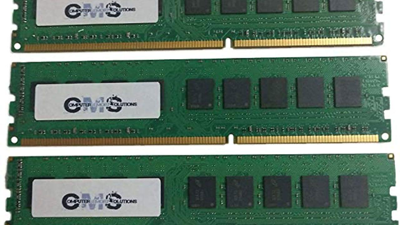 Para PCs com tarefas um pouco mais pesadas, uma memória RAM 6GB pode dar conta do recado (Reprodução: Amazon)
