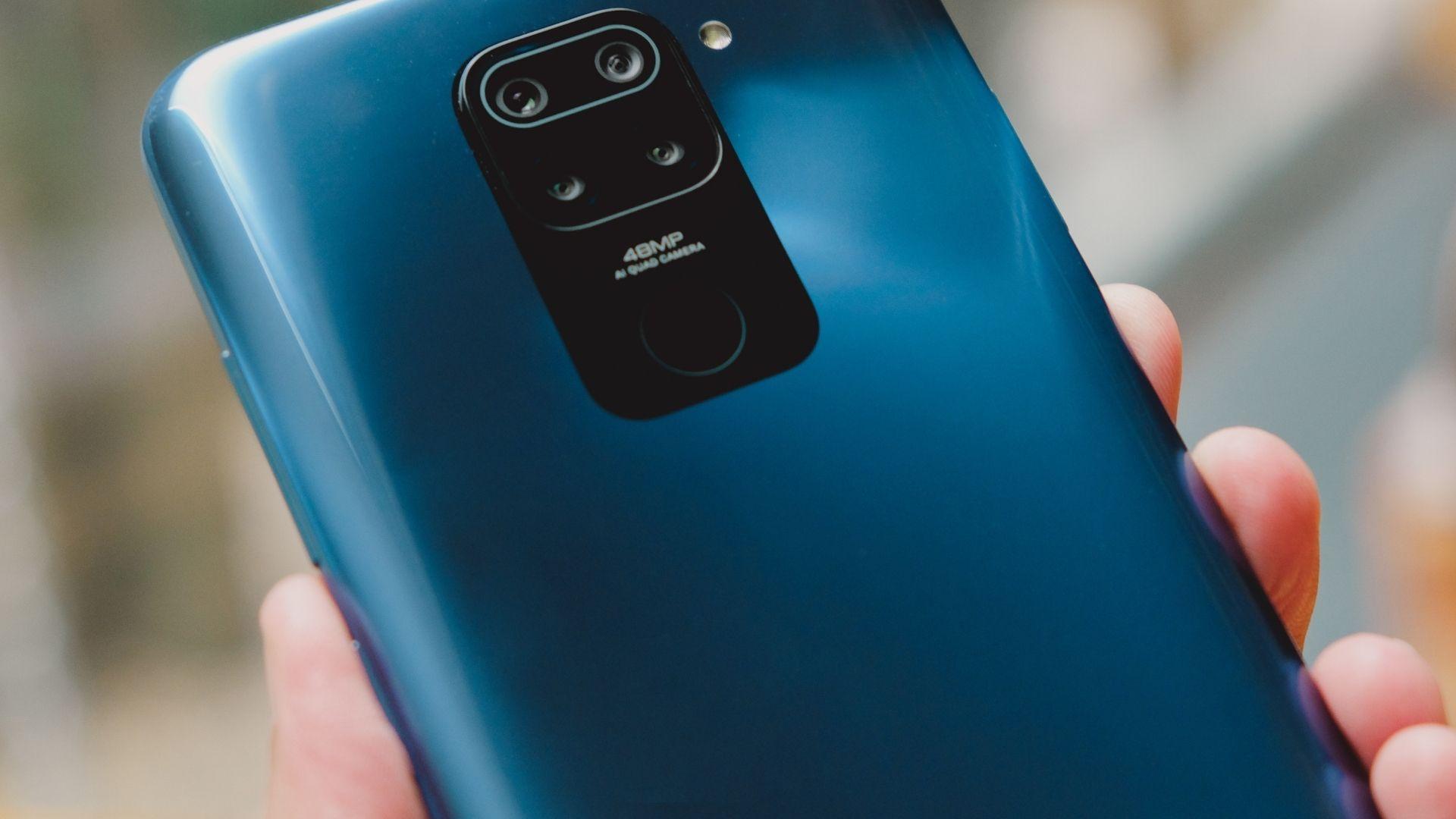 Conjunto de câmeras do Redmi Note 9 (Foto: Framesira / Shutterstock.com)